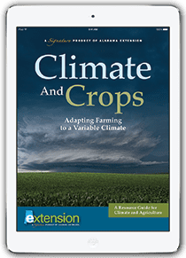 link to the Climate and Crops iBook information