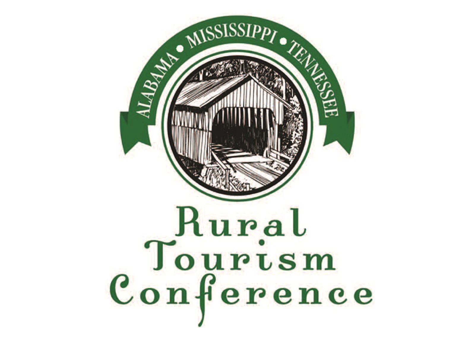 Alabama-Mississippi-Tennessee Rural Tourism Conference logo