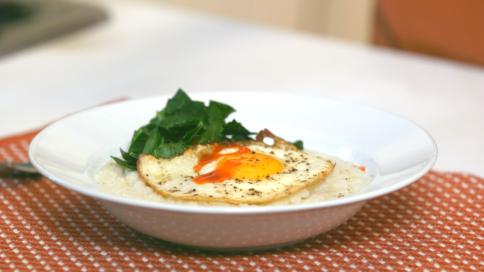 grits and greens recipe